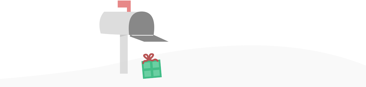 Gift Exchange — because even #remotelife people like gifts