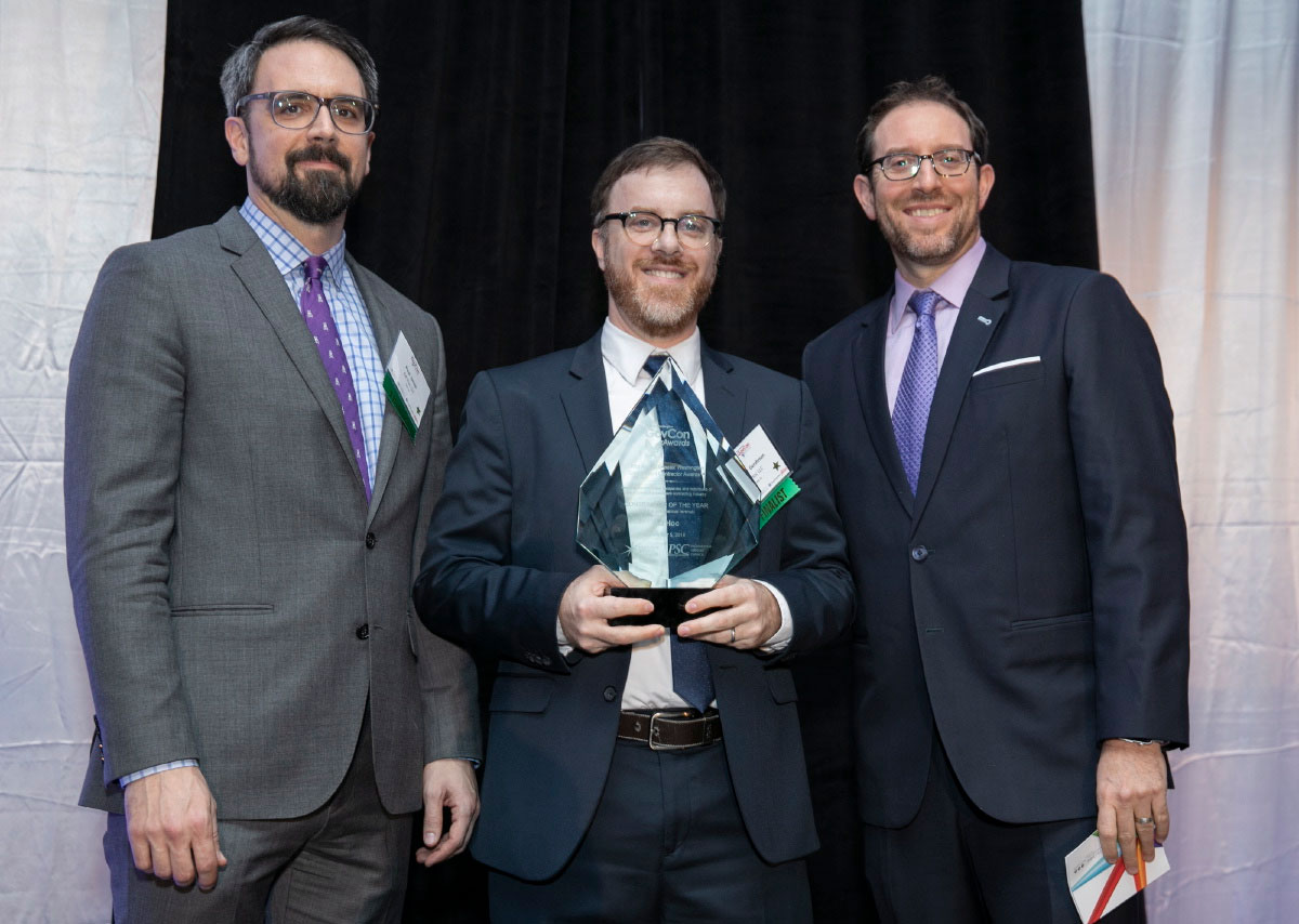 image of Ad Hoc Receives Contractor of the Year Award