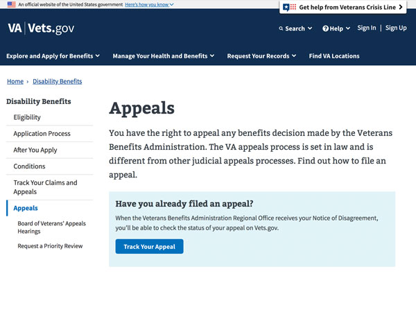 Photo of Launch: VA appeals transparency tool
